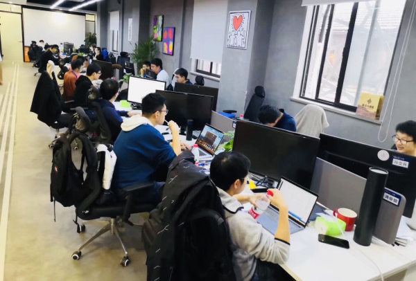 Hacking in Shanghai