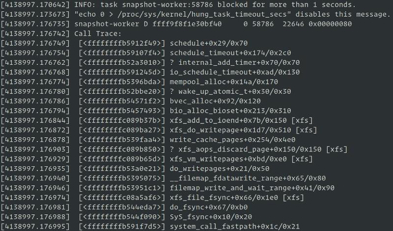 Kernel path information 2