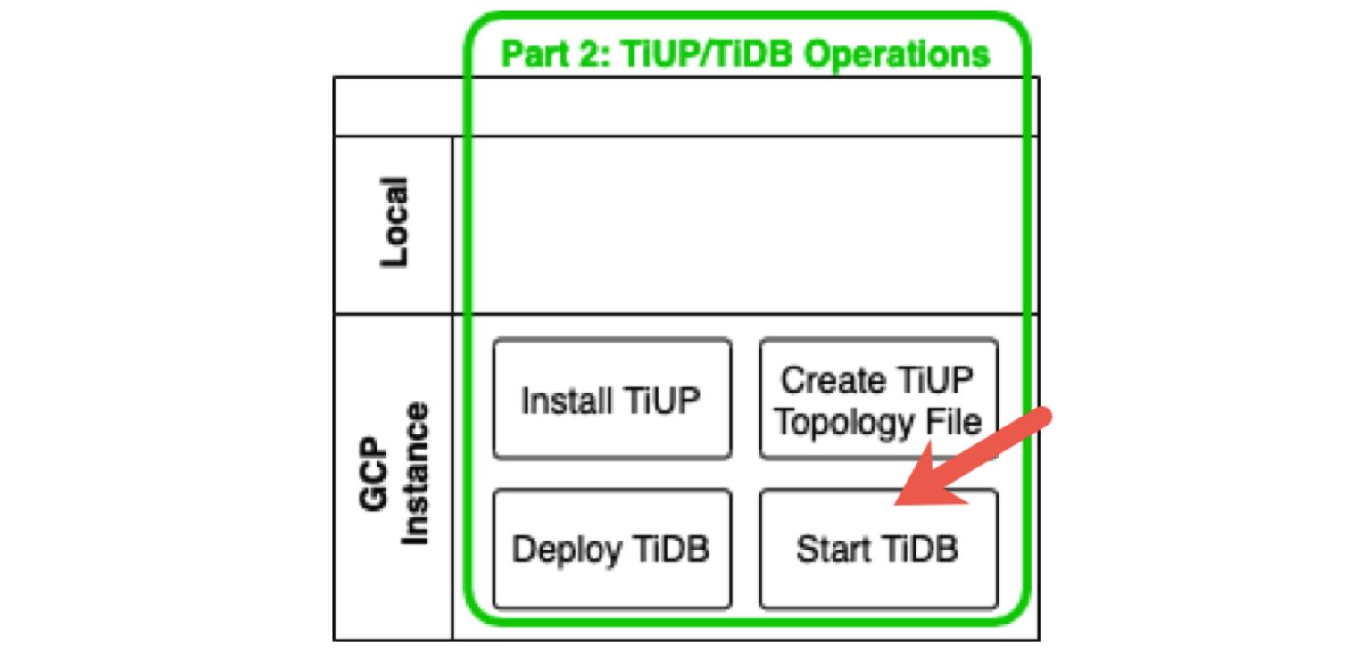 Start TiDB