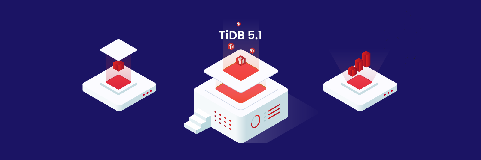 TiDB 5.1: Easily Build Your Mission-Critical Applications at Any Scale
