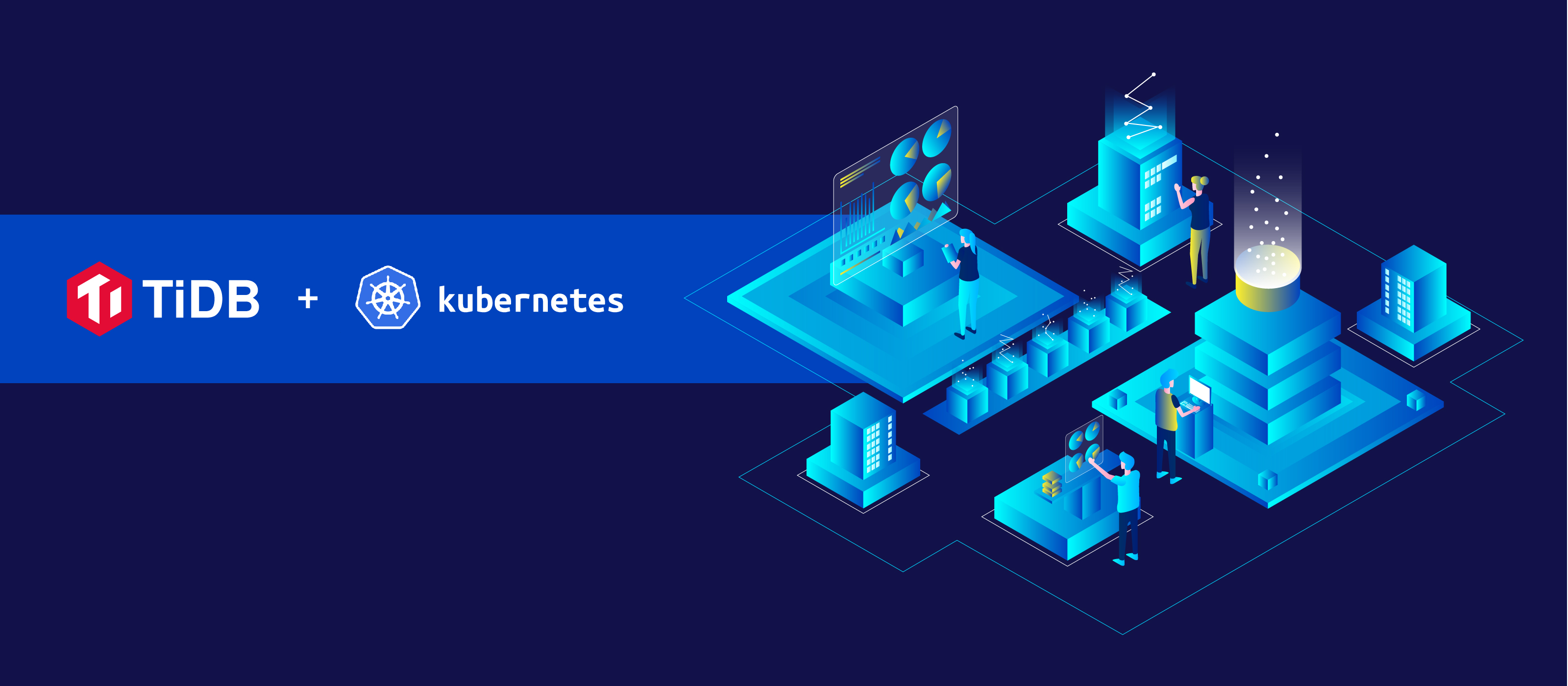 Database Cluster Deployment and Management Made Easy with Kubernetes