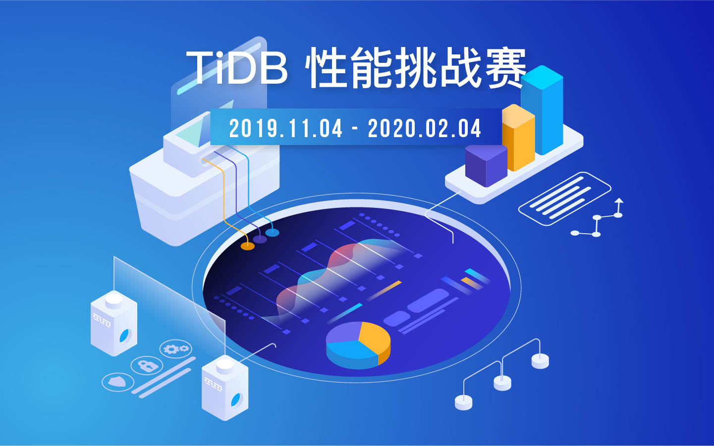 TiDB Performance Challenge banner